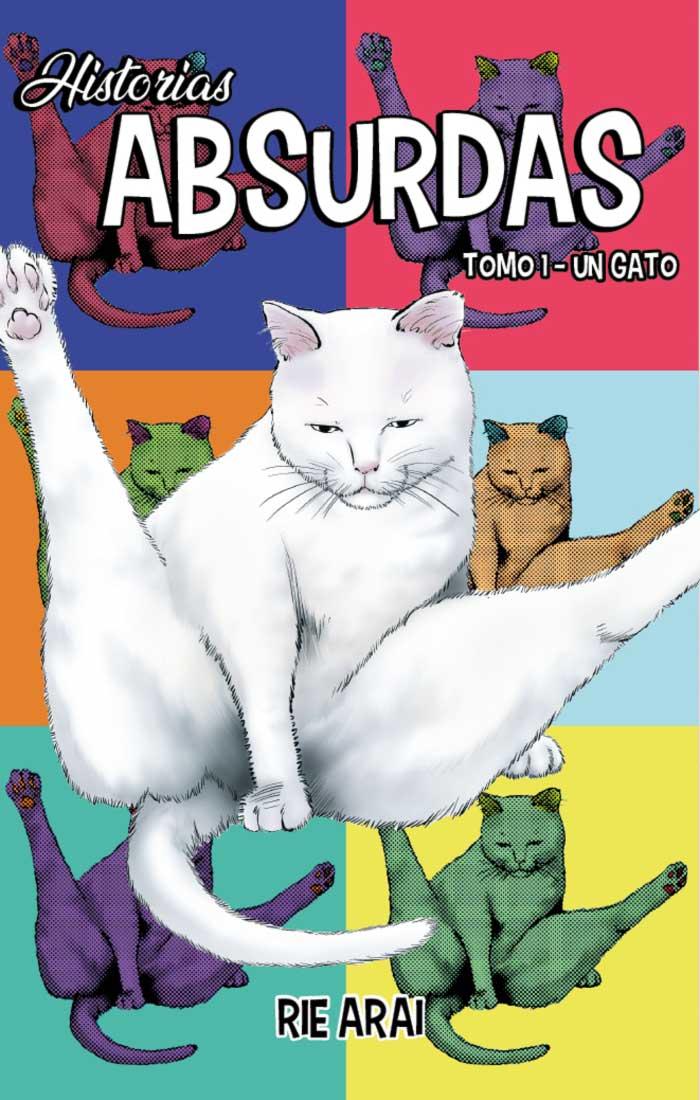 Historias absurdas (Yota Banashi) manga - Rie Arai