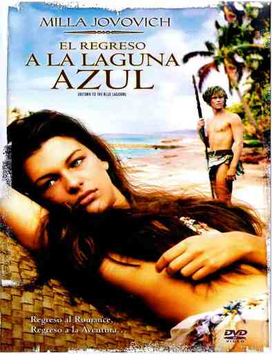 El regreso a la laguna azul (1991)