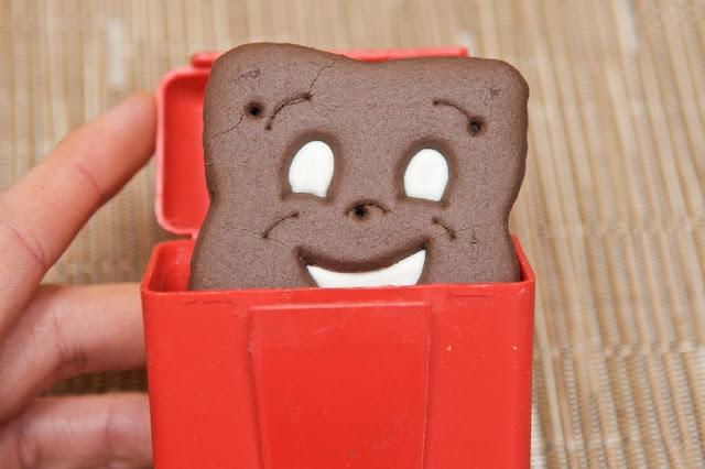 BN Duo - BN - United Biscuits - Dessert - Breakfast - Biscuit - Cacao - Vanille - Oreo - Cocoa - Vanilla - BN Duo review - BN Duo avis - Boîte à goûter
