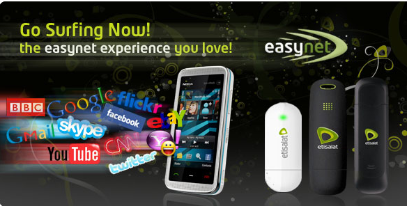 ETISALAT NIGHT AND WEEKEND DATA PLAN OFFERS 5GB FOR 2000 Da