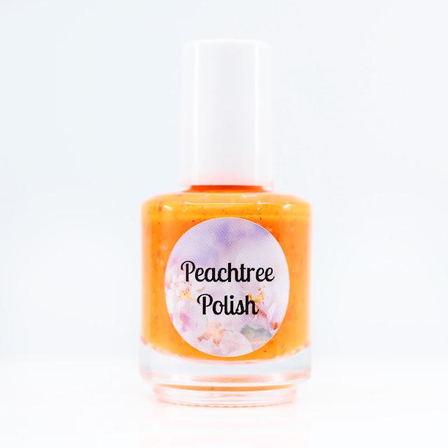 Peachtree Polish Neon in Paradise