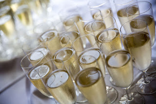 Holiday Party with Sparkling Wines