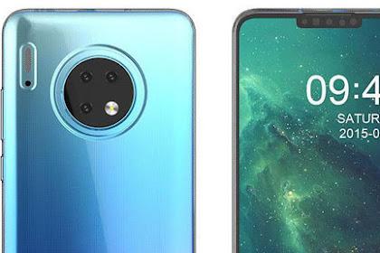 Huawei Mate 30 Pro Punya 4 Kamera Belakang