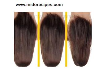نصائح لتطويل الشعر