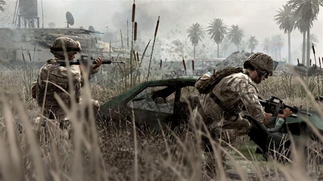 تحميل لعبة call of duty modern warfare 2 بحجم 3.8 جيجا من ميديا فاير