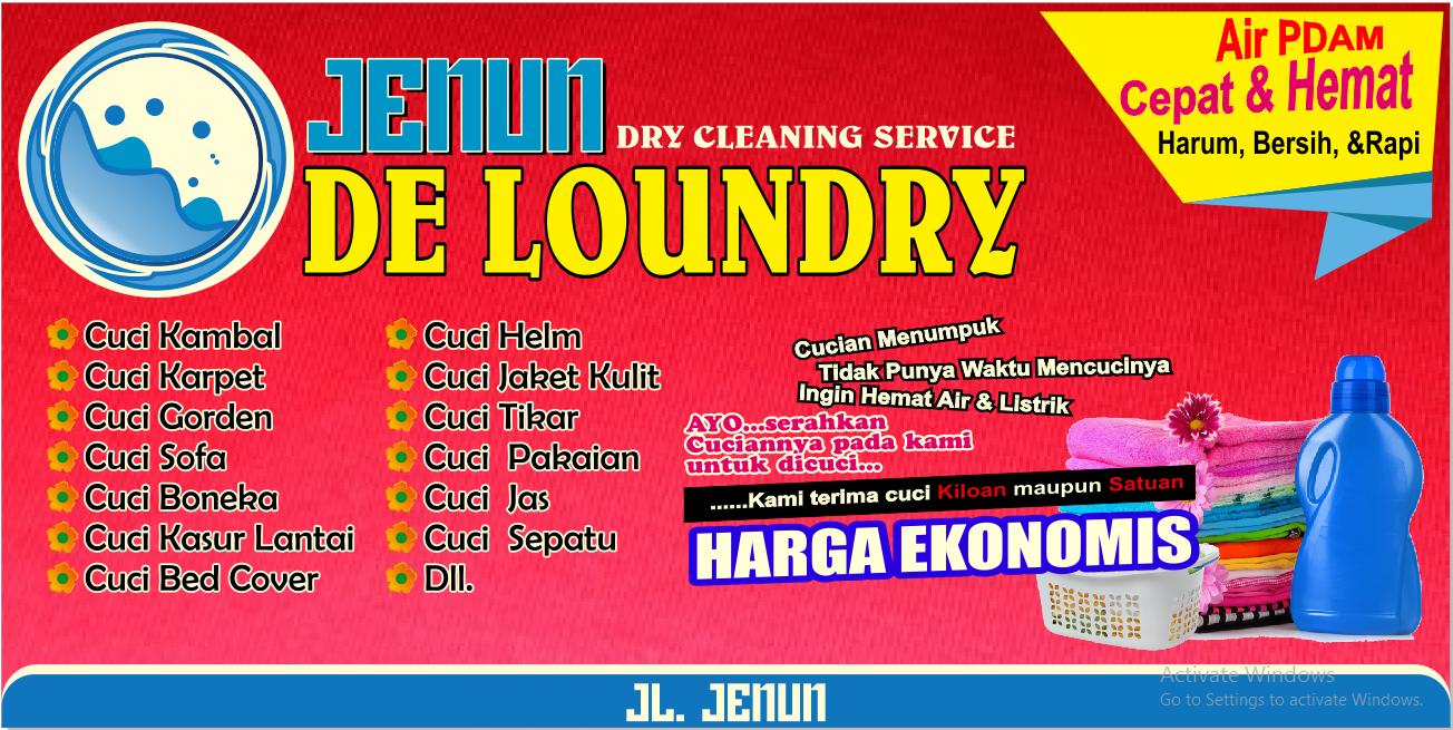 83 Contoh Desain Papan Nama Laundry Paling Bagus