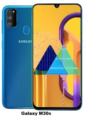 Samsung Galaxy M30s with 6000 mAh Battery and Triple Rear Camera