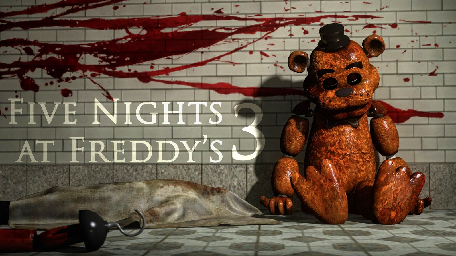 Five Nights at Freddy's 3 v1.07 APK Android