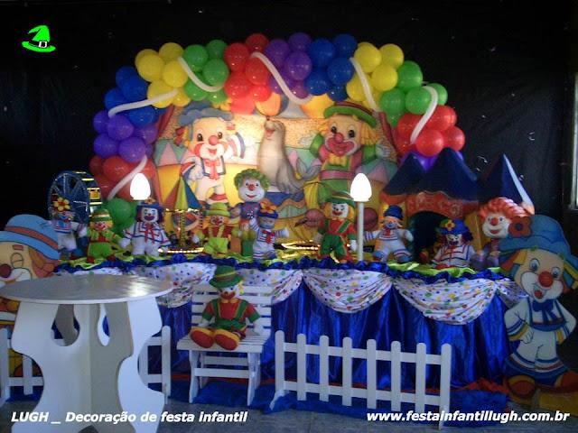 Decoração infantil Patati e Patatá
