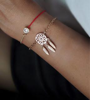 Bijoux attrape reves bracelet