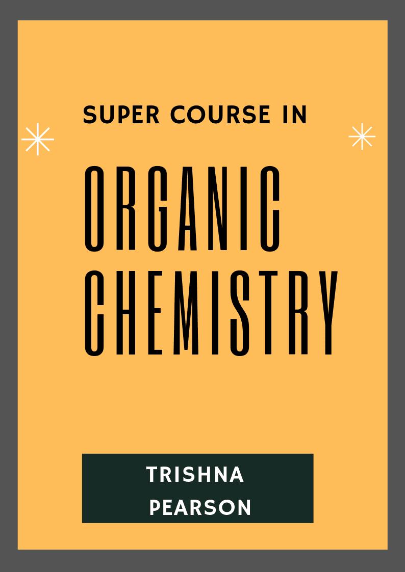 Organic Chemistry Books Pdf Download - Studypivot