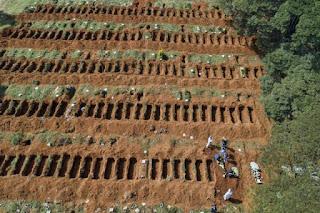 Com atraso na vacina, Ministério da Saúde investe na compra de caixões para indígenas do Maranhão