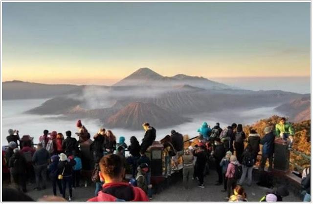 Penanjankan I Gunung Bromo;10 Top Destinasi Wisata Pasuruan;
