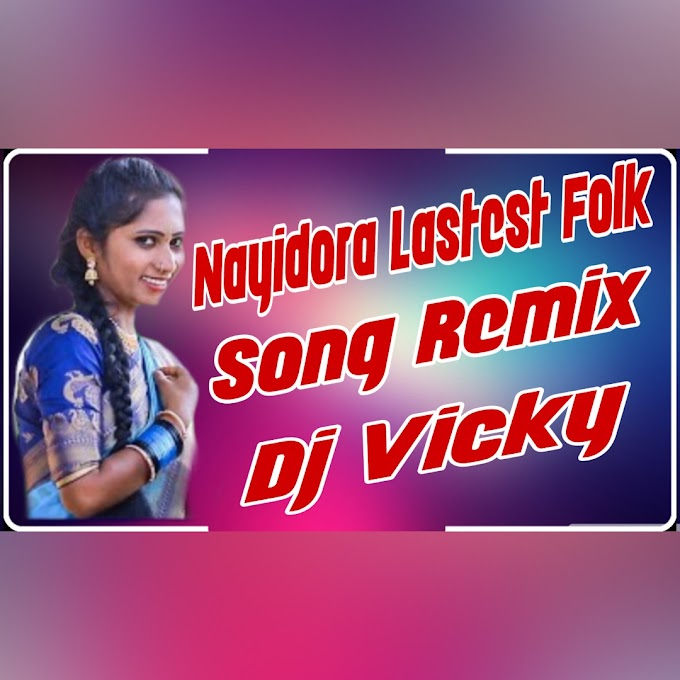 Nayidora Lastest Folk Song Remix Dj Vicky-telugu dj songs mp3 download
