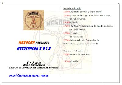 Mesocra, mesocracon 2019