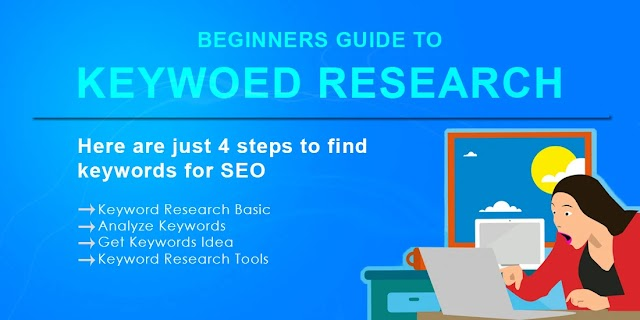 The ultimate guide to find keywords for SEO