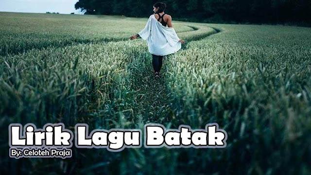 Lirik Lagu Batak Ai Di Naro |Dekke Jahir Jan-Sinambela