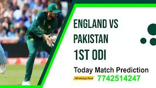 1st ODI Match Pak vs Eng Who will win Today Astrology - CRICFROG