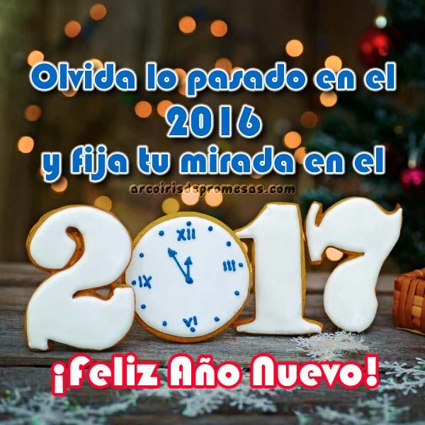 fin de año feliz año nuevo reflexiones cristianas con imágenes arcoiris de promesas