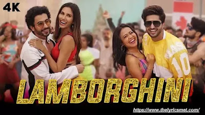 Lamborghini Song Lyrics | Jai Mummy Di l Neha Kakkar, Jassie G Meet Bros Arvindr K