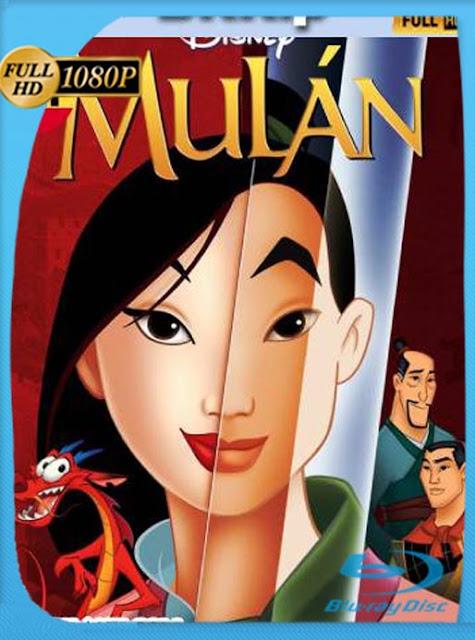 Mulan (1998) HD [1080p] Latino [GoogleDrive] SilvestreHD