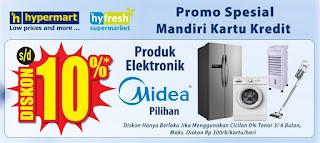 Hypermart Promo Elektronik September 2020 Promosiana