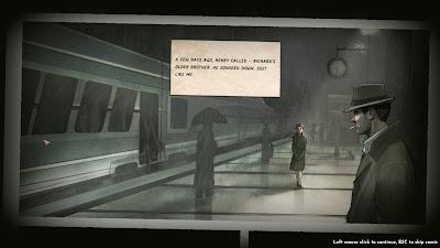 Coffee Noir Business Detective Game Screenshot 4