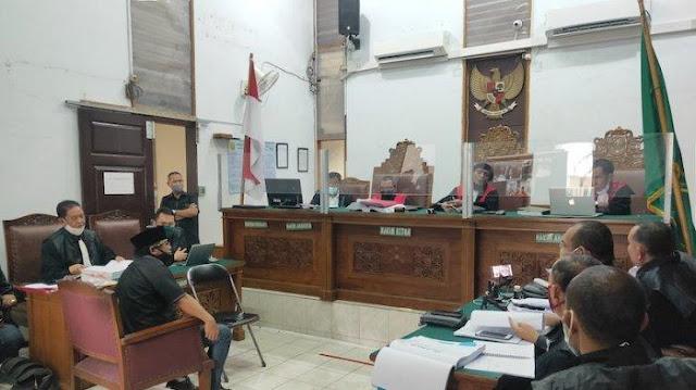 Kasus Ruslan Buton, Kesaksian Muannas Beda dengan BAP