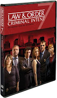 DVD Review - Law & Order: Criminal Intent: The Seventh Year