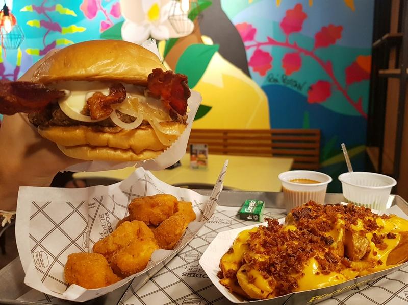 Foodies Burger, praia do canto, jardim da penha e jardim Cambori - Vitória