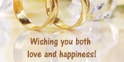 Wish Happy Ring Ceremony