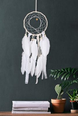 decor, dekor, dreamcatcher, snovolovka, hvatač snova, fairy lights,