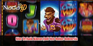Situs Terbaik Khusus Judi Slot Online Indonesia