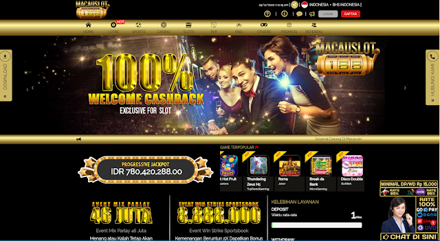 Macauslot188 Situs Slot Online Deposit Pulsa Tanpa Potongan Profile Full Press Coverage Forum