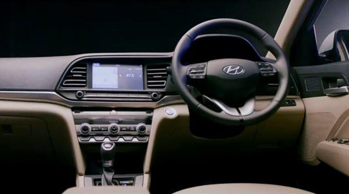 Hyundai Elantra 2020 có thêm phiên bản máy dầu 1.5 lít