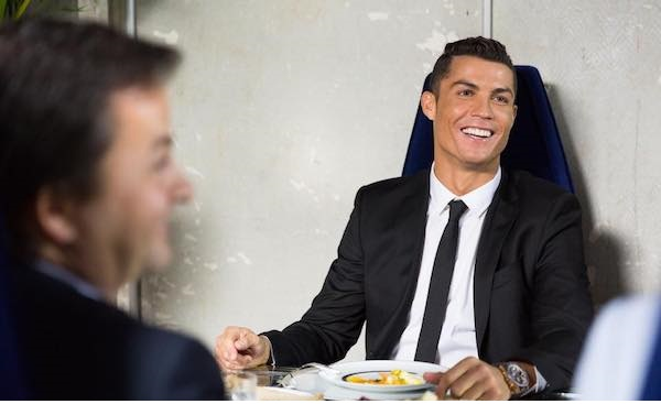 Football: Cristiano Ronaldo touche désormais plus d'argent sur Instagram que sur le terrain