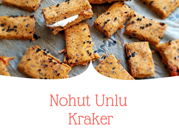 4 Glutensiz Kraker Tarifi