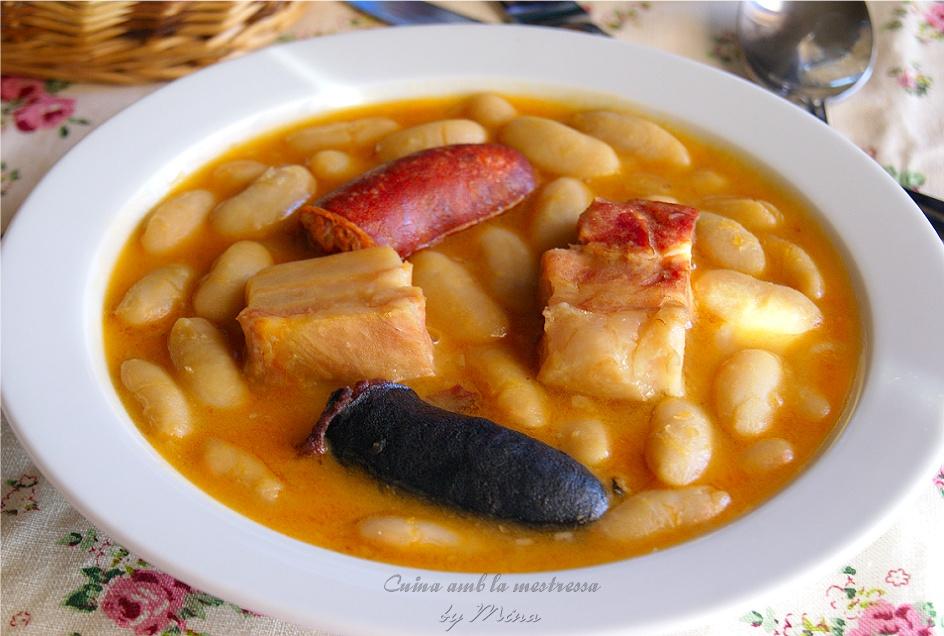 Cocina Con Mina Fabada Asturiana