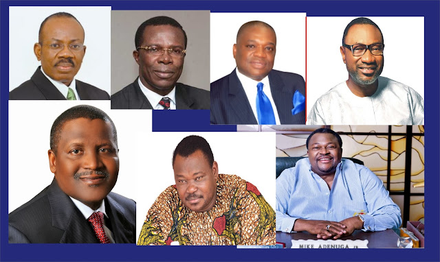 Nigerian Billionaires and Richest Entrepreneurs