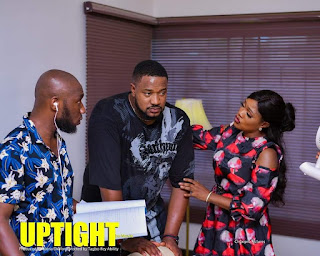 [GIST] Another Blockbuster Movie UPTIGHT Produced by Nollywood Actress & Film Maker Gloria Okafor Set For Release