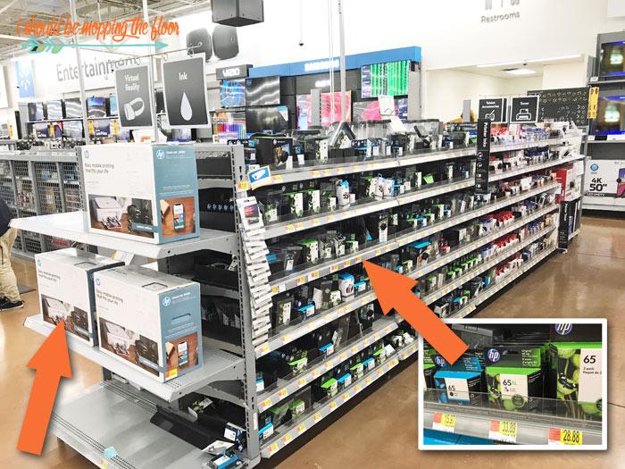 Computers at Walmart
