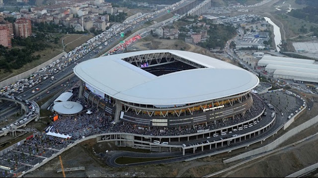 Ali Sami Yen Arena'da mahkeme sorunu çözülüyor..
