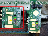 Advan S4T USB Charging Jumper Solution