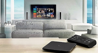 Leeco Launched Super-Slim LeTV U4 TV Best Android TV Box at $80 only