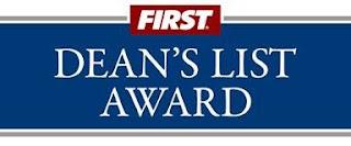 Dean's List Award Updates