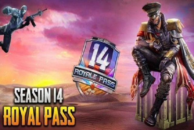 PUBG Mobile: الموسم 14 Royale Pass من 1 إلى 100 مكافآت RP