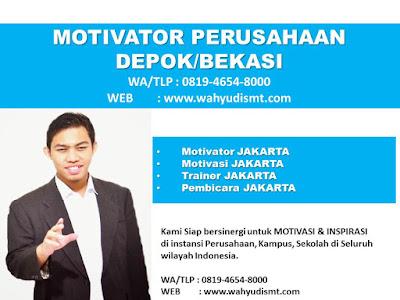 Motivator PERUSAHAAN  DEPOK/BEKASI / MOTIVATOR DEPOK/BEKASI 081946548000 Motivator TRAINING  MOTIVASI KARYAWAN DEPOK/BEKASI, Motivator Di TRAINING  MOTIVASI KARYAWAN DEPOK/BEKASI Jasa Motivator TRAINING MOTIVASI KARYAWAN DEPOK/BEKASI, Pembicara Motivator TRAINING  MOTIVASI KARYAWAN DEPOK/BEKASI, Motivator Terkenal DEPOK/BEKASI, Motivator keren TRAINING  MOTIVASI KARYAWAN DEPOK/BEKASI, Sekolah Motivator Di TRAINING  MOTIVASI KARYAWAN DEPOK/BEKASI, Daftar Motivator Di TRAINING  MOTIVASI KARYAWAN DEPOK/BEKASI, Nama Motivator Di DEPOK/BEKASI, Seminar Motivasi  DEPOK/BEKASI