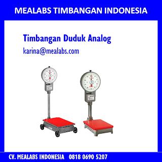 Jual timbangan Duduk Analog mealabs timbangan indonesia