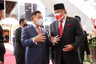 Presiden Jokowi: Agenda Menuju Indonesia Maju Tetap Diperhatikan Meskipun Pandemi