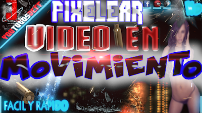 COMO PIXELAR UN VIDEO EN MOVIMIENTO CON SONY VEGAS | 2015